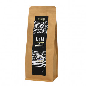Café moulu - Yemen  - MOF - 5 sachets de 100g