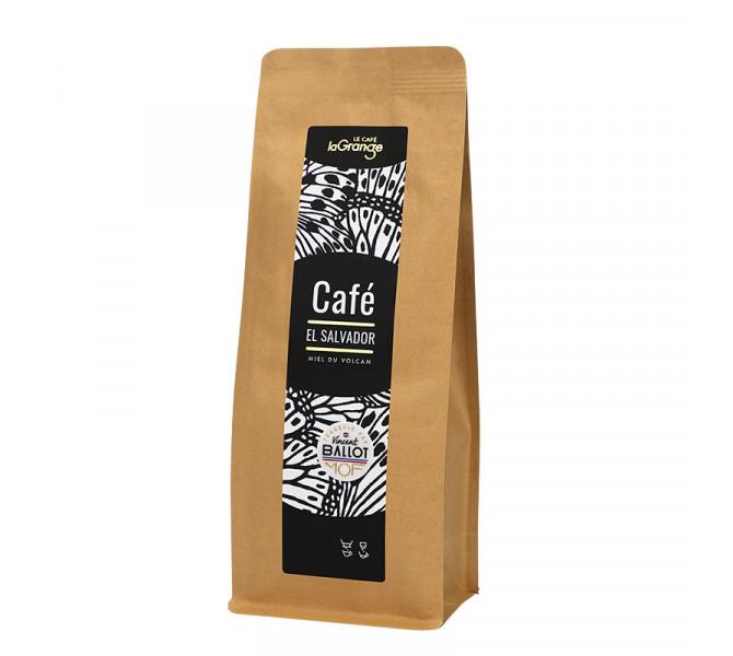 Café moulu - El Salvador - MOF - 5 sachets de 200g