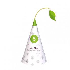Mrs Mint - Thé vert menthe épicé