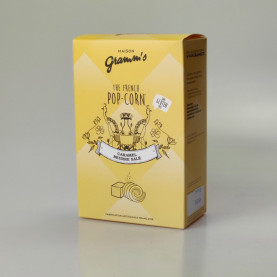 Gramm's - The French POP-CORN - Caramel Beurre salé