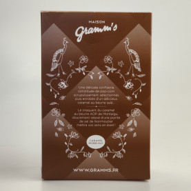 Gramm's - The French POP-CORN - Chocolat au lait