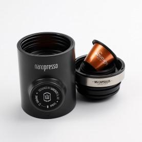 Nanopresso - Machine à café nomade