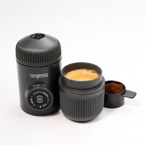 Kit Nanopresso - Machine à café moulu et capsule