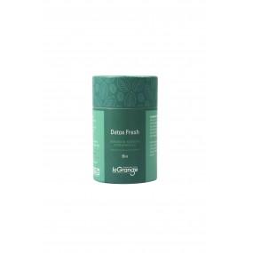 Boite cylindrique - 5x40g - infusion - Fresh détox bio