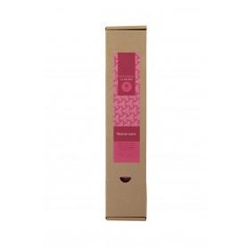 Boite cylindrique - 5x60g - Infusion - Rose en sucre