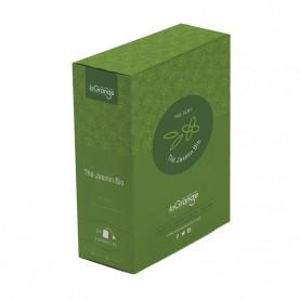 Boite sachet - 6x24 sachets -  Thé vert - Thé jasmin Bio
