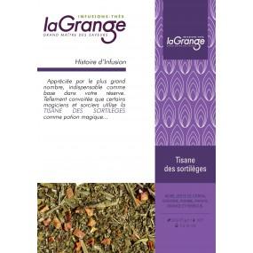 Boite sachet - 6x24 sachets - Infusion verveine agrume- Tisane des sortilèges