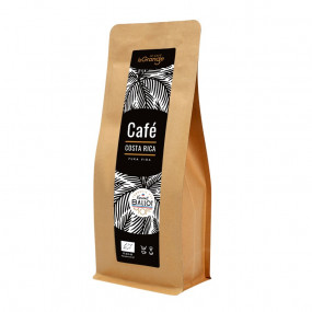 Café grain - Costa Rica - Pura vida - 5 sachets de 800g