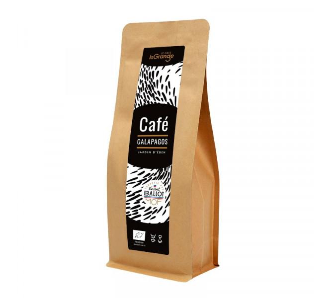 Café grain - Galapagos - Jardin d'Eden - 5 sachets de 200g