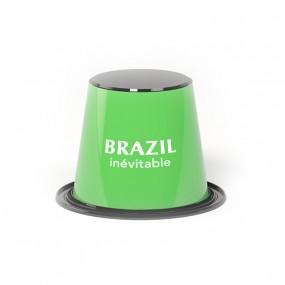 BRAZIL INEVITABLE - Capsule café laGrange - boite de 10 - carton de 12 boites