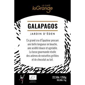 Café Galapagos Bio - Meilleur Ouvrier de France
