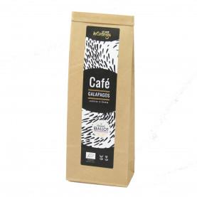 Café grain - Galapagos Bio - Jardin d Eden - MOF - 5 sachets de 800g