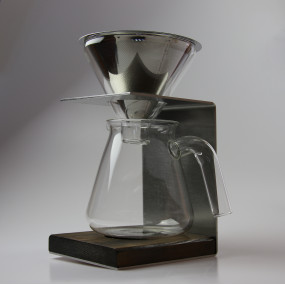 Station Pour Over pour extraction douce