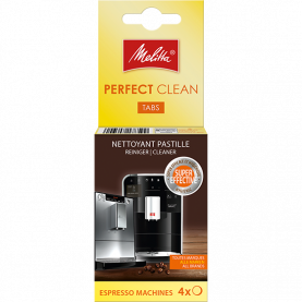 Melitta - Nettoyant pastille - prefect clean