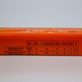 PRALUS - Barre infernale orange