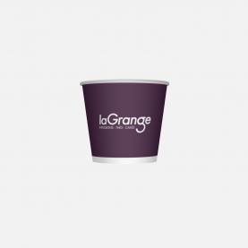 Gobelet expresso La Grange - rack de 100