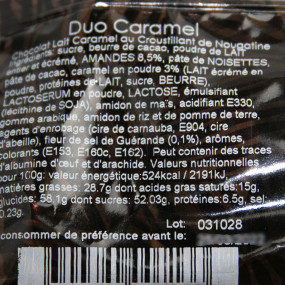 MÉDICIS - Duo Caramel Fleur de sel