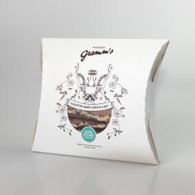 GRAMM'S - Galette maïs choco-lait
