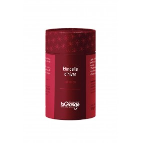 Boite cylindrique - 5x50g - Infusion - Etincelle d'hiver