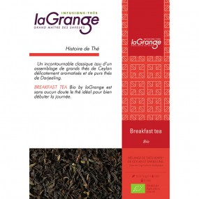 Breakfast tea BIO