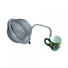 Boule à thé - filtre fantaisie - lot de 6