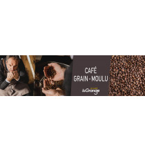Café Grain/moulu laGrange