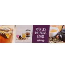 Pour les infusions et les thés